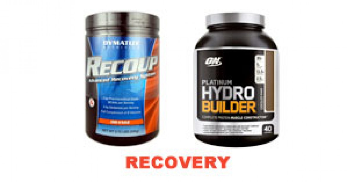 Recovery Product List
