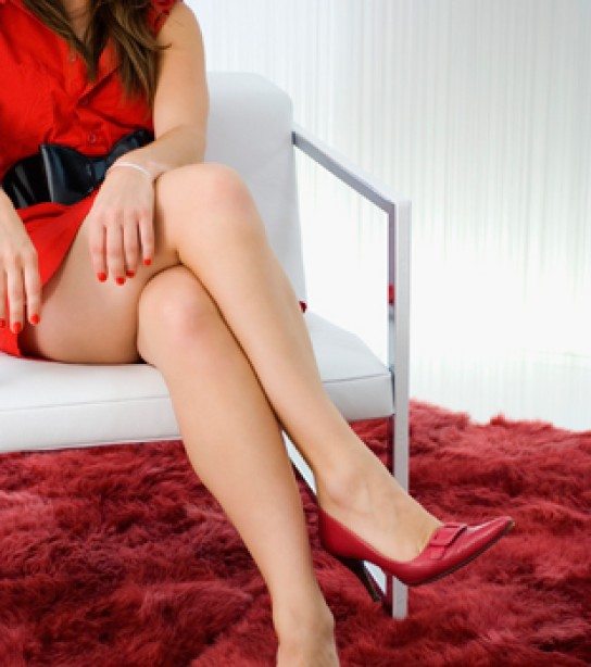 Men Think Red Means Go for Sex