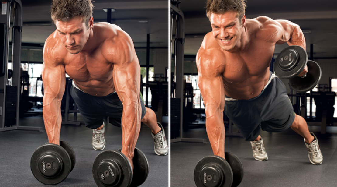 15-Minute Workout: Burn It Up with the 3-Headed Monster