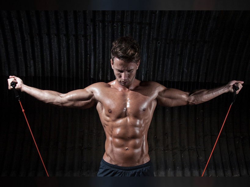 The Ultimate Metabolism-Reviving Resistance-Band Workout