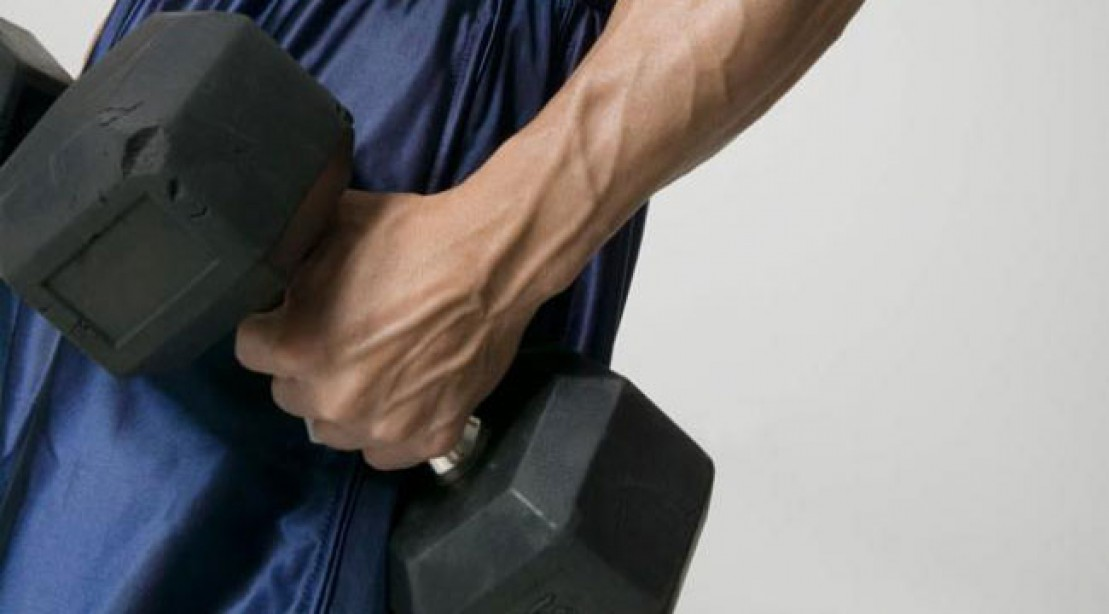 Attack Major Muscle Groups With a Reverse Grip