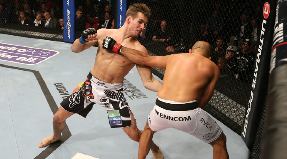 Mma Fighter Profile Ufc Fighter Rory Macdonald Muscle Fitness