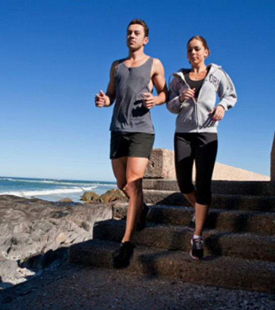 Survey: Couples Who Run Together Have More Sex