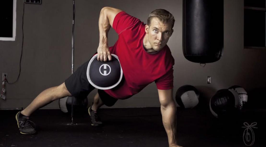 Add Sandbag Training to Your Workout