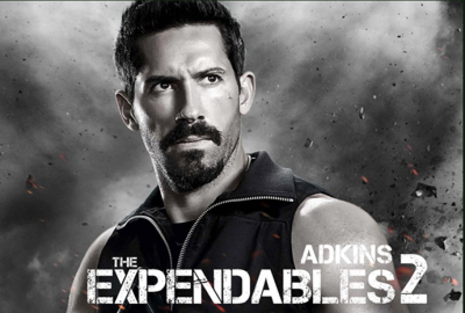 """M&F Exclusive Interview with """"The Expendables 2"""" Star Scott Adkins"""