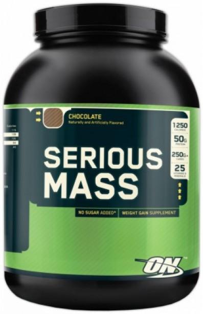 Serious Mass (Optimum)