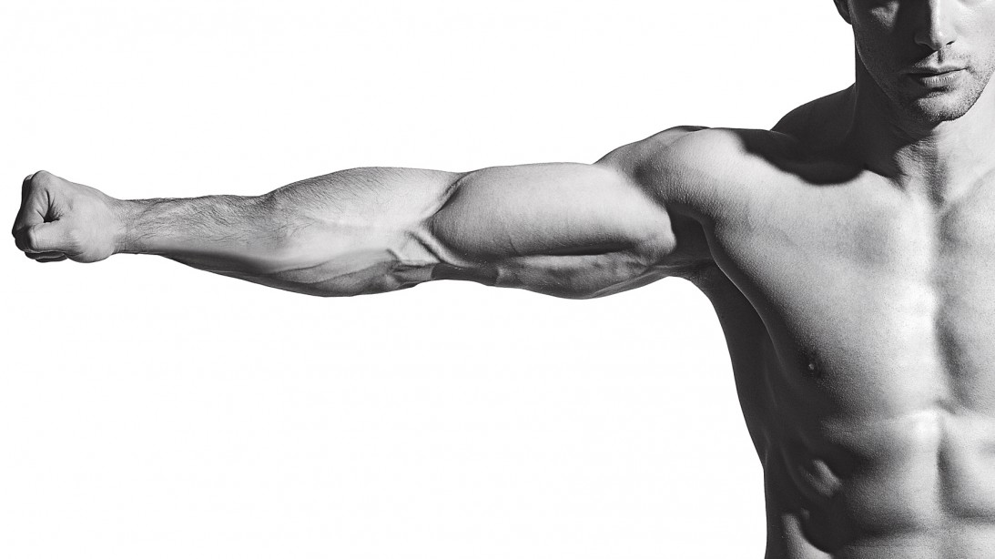 Muscle detailing: The workout to build incredibly chiseled shoulders