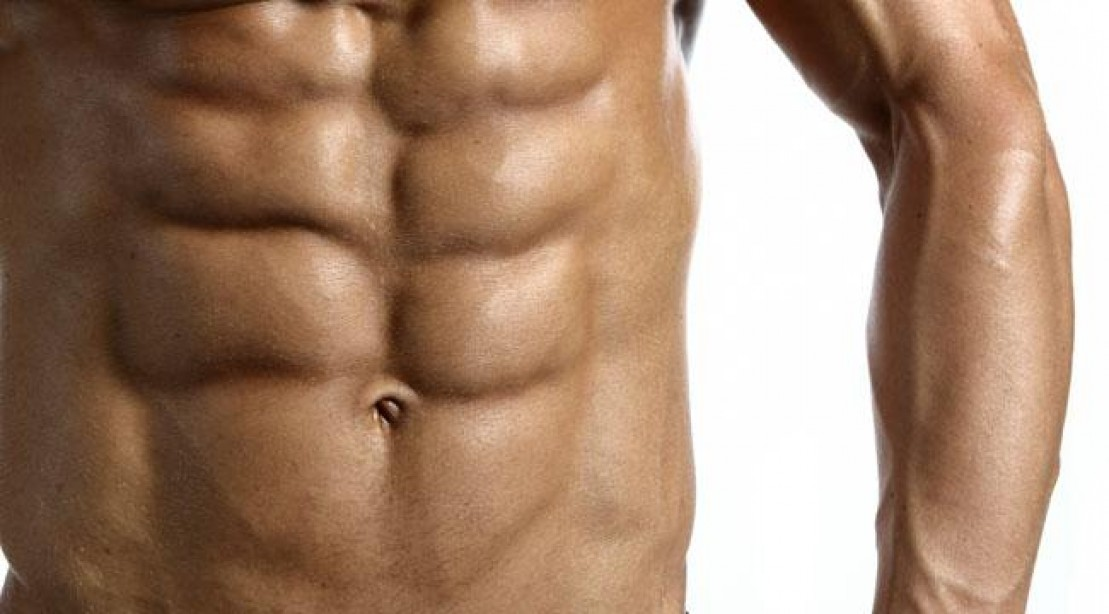 Cable Crunching, Ripped Abs