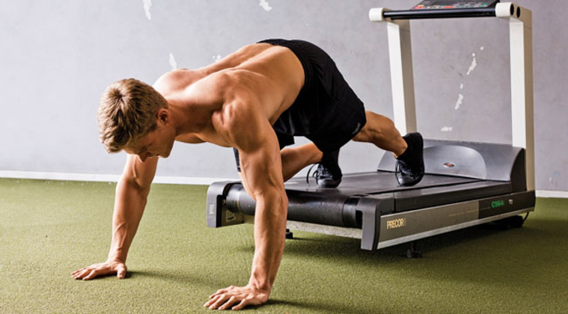 Sled Conditioning - Without the Sled!