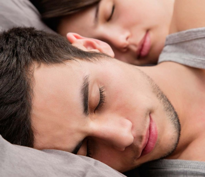One in Ten People Have Sleep Sex