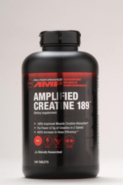 AMP Amplified Creatine 189