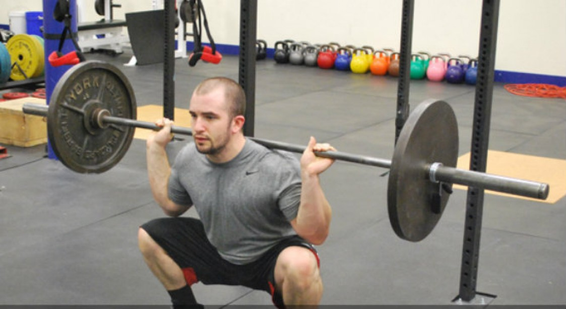 Squat More Weight With The Hip Hinge