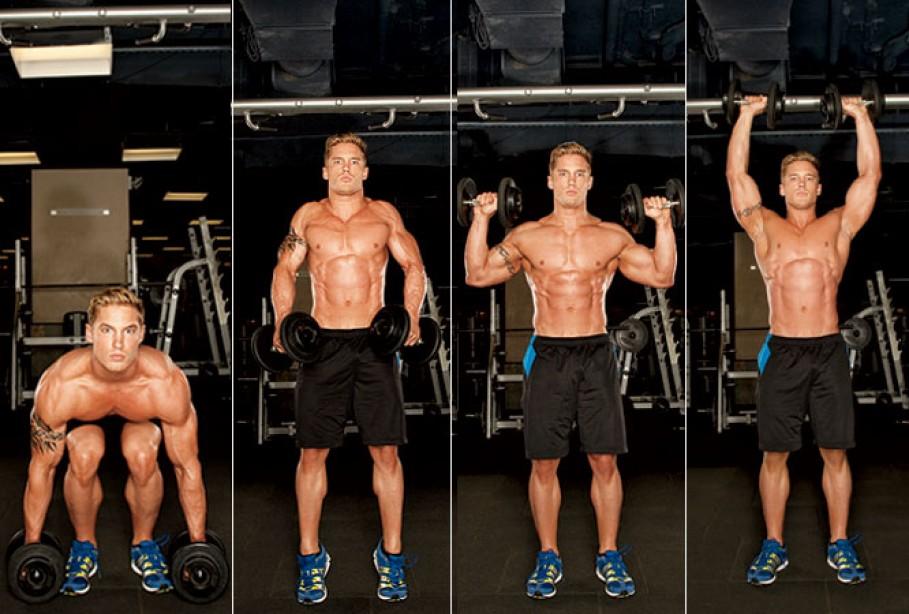 squat-clean-press