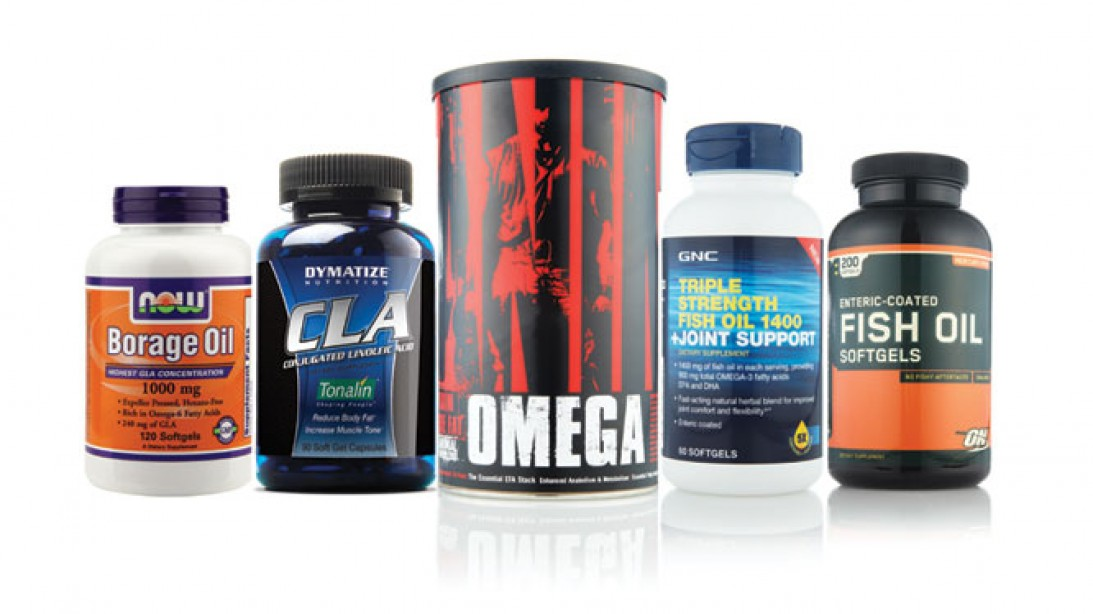 Stack of the Month: The Right Fats to Get Ripped