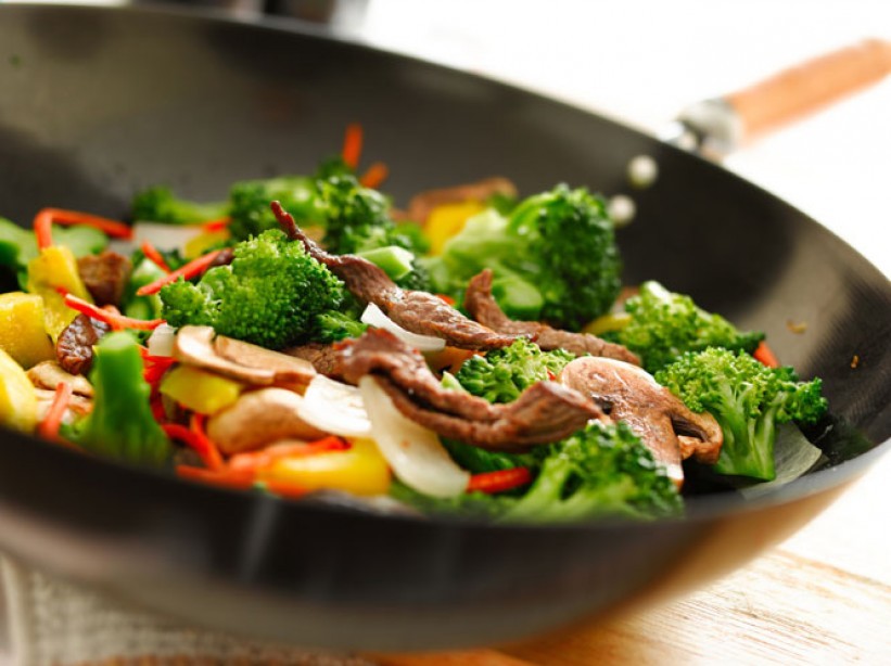 Beef Stir-Fry With Broccoli