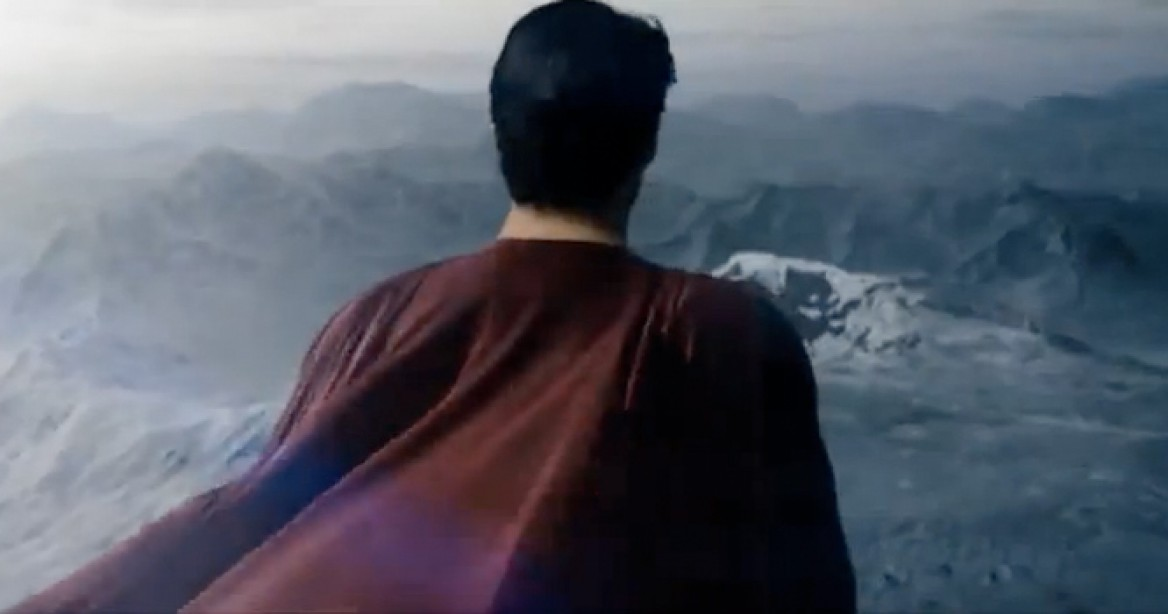 The New Superman Movie, 'Man of Steel'
