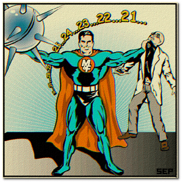 Superhero Shoulders!