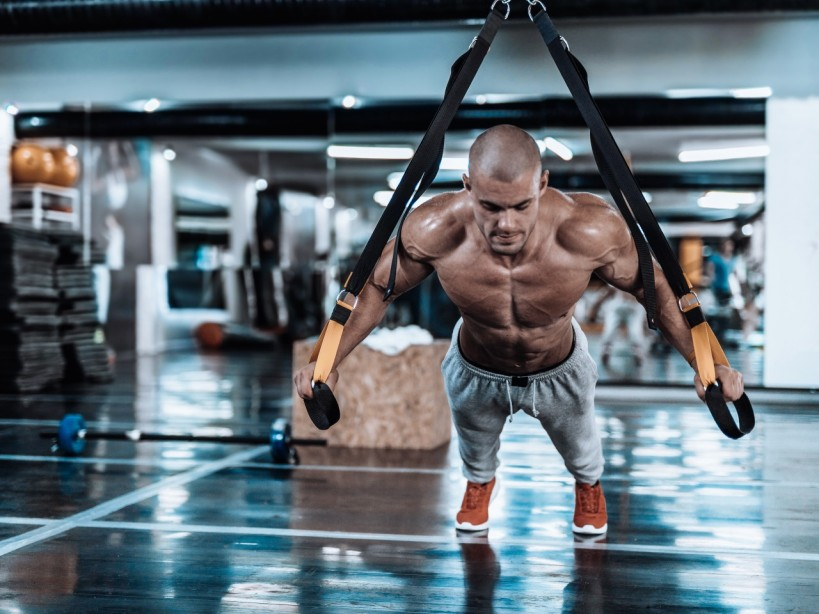 The best suspension-trainer workout for your abs