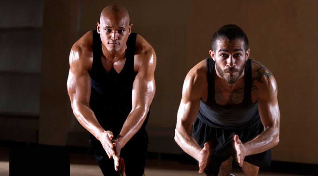 Fast Fat Burn: 30-Min Tabata Workout
