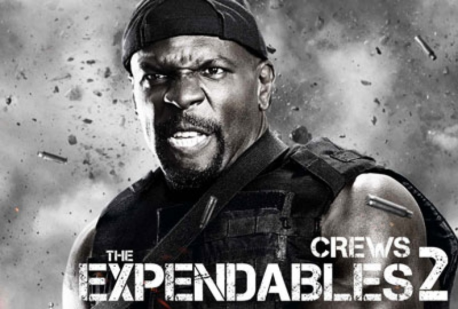 """M&F Exclusive Interview with """"The Expendables 2"""" Star Terry Crews"""