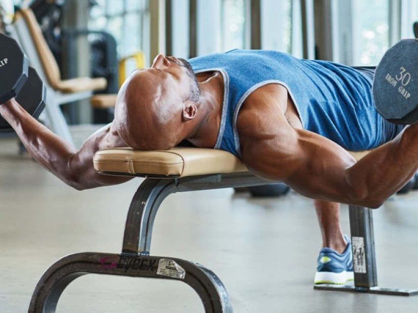 Timeless Muscle: Look and feel great in your 30s, 40s, and beyond