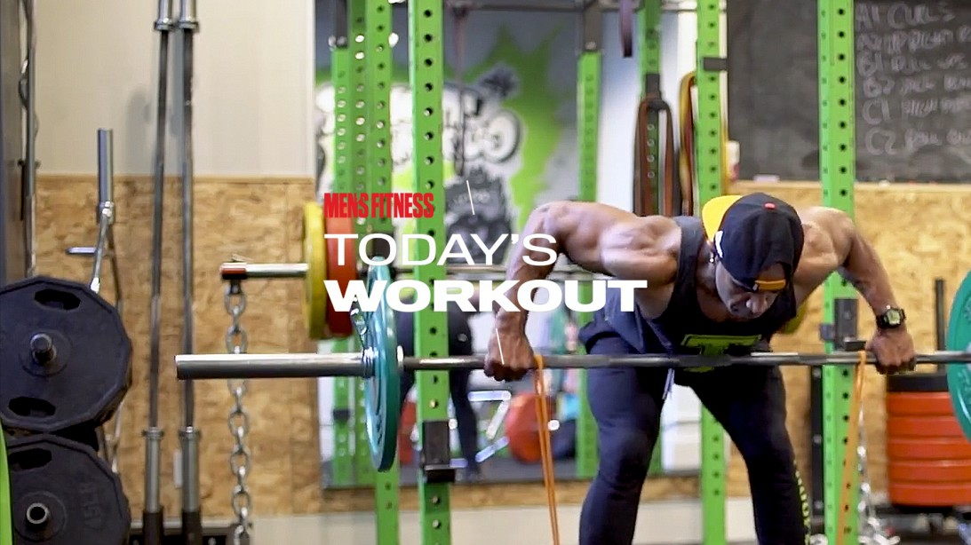 The 5-day Upper-body Pump Challenge: Day 5