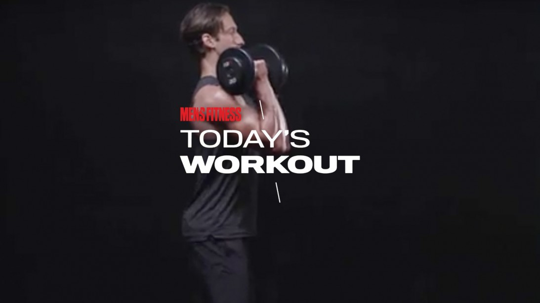 Today's Workout 5: The circuit to crush your core