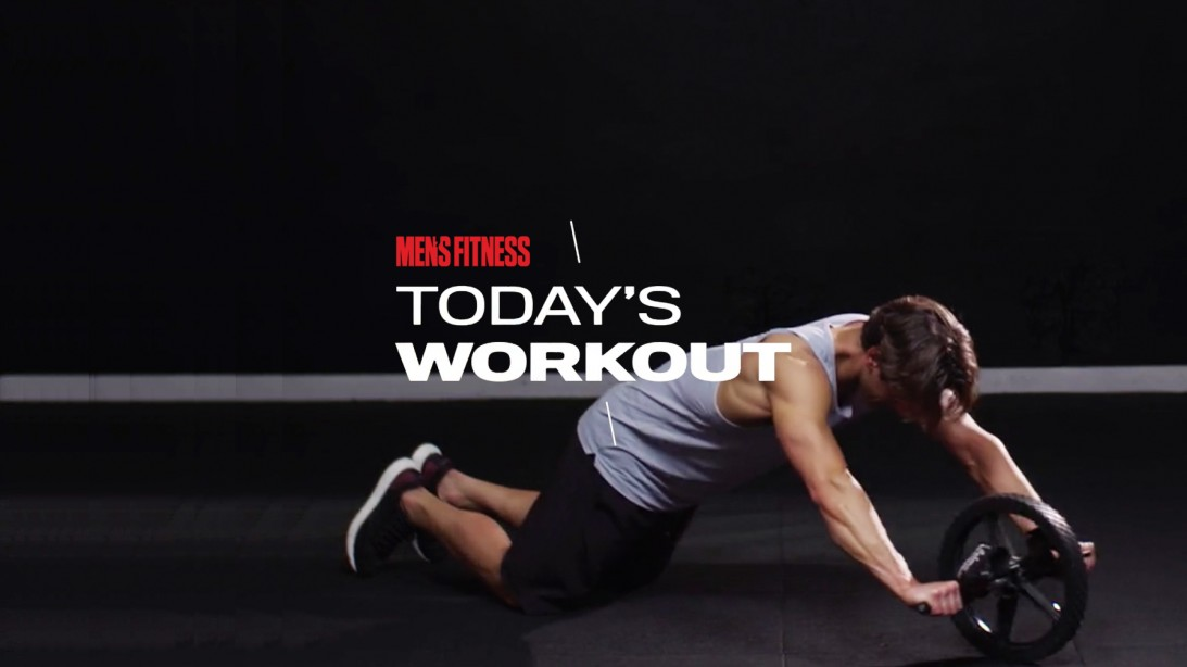 Today's Workout With Mike Simone: Shred Your Abs With 4 Moves