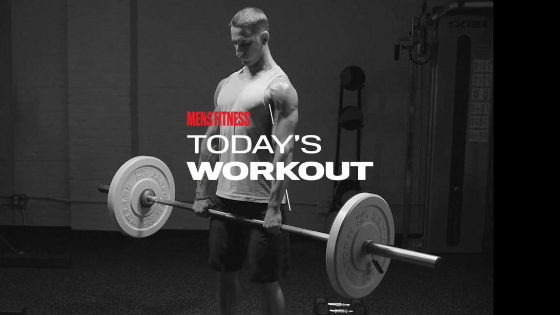 Today's Workout With Mike Simone: The 4-Move Circuit to Strengthen Your Legs, Back, and Abs