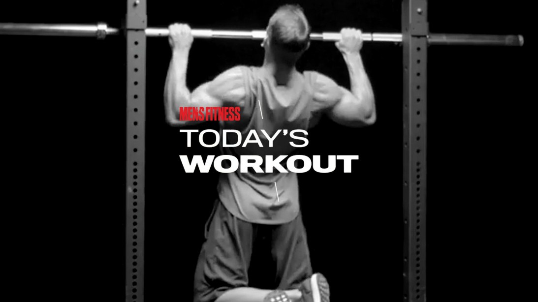 Today's Workout with Mike Simone: The 3-Move Circuit For a Total-Body Blast