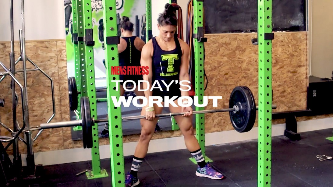 The 5-day Total-body Strength-building Challenge: Day 4