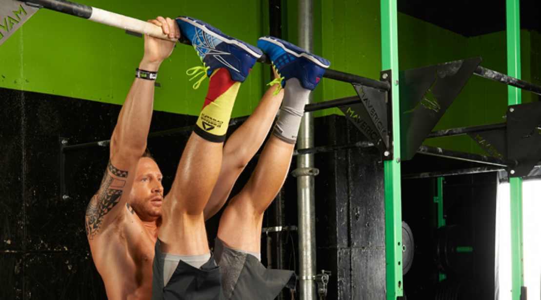 Advanced Abs: Toes to Bar