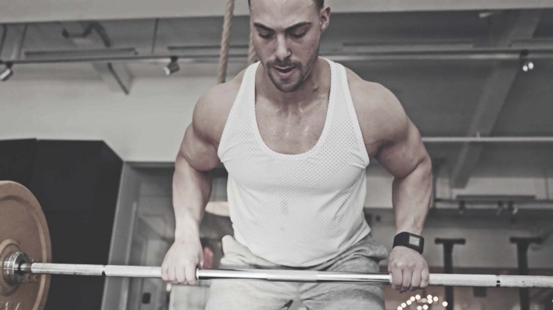 The Transition workout program to shift between bulking up and