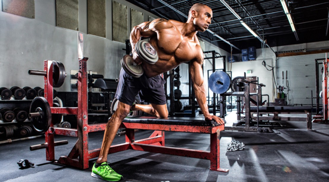 Best of Both Worlds: Upper-Body Workout