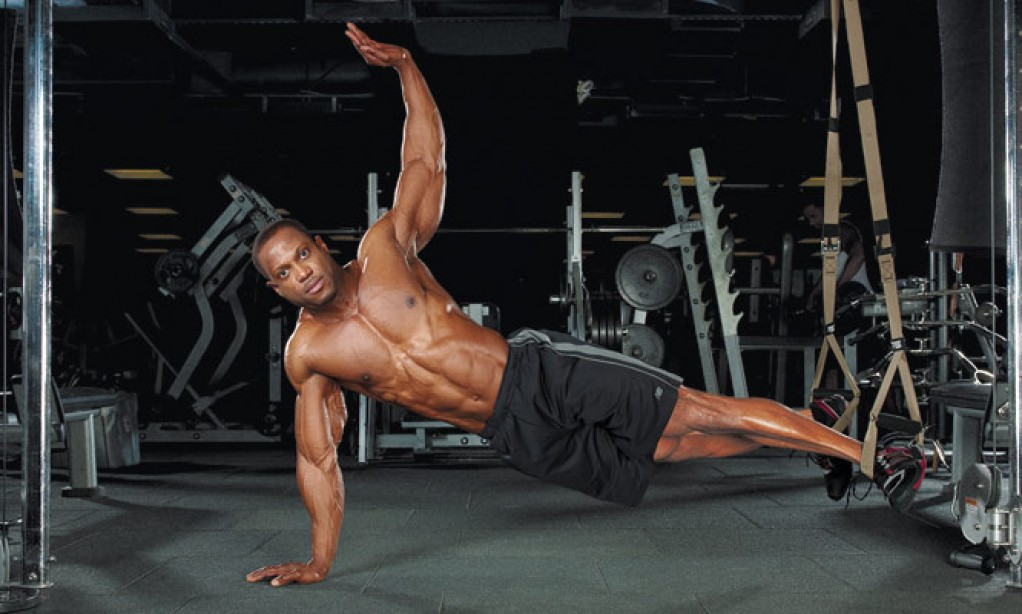 Suspended License - Get Creative With the TRX