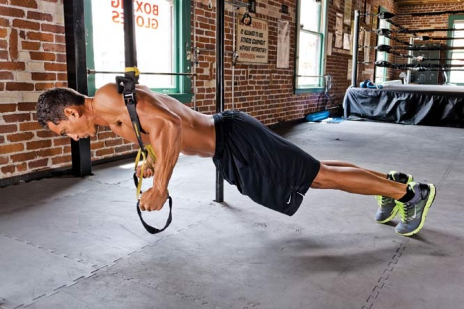 Strengthen Your Muscles TRX-Style