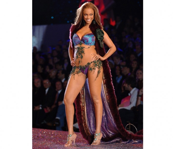 Tyra Banks Young Victoria S Secret: Victoria's Secret Angels: The Top 10 Hottest Models Ever