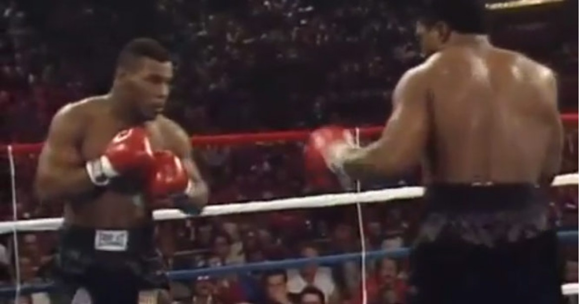 Today in Fit History: Mike Tyson Becomes Youngest Heavyweight Champ