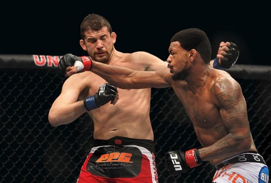 Rising UFC Prospect Michael Johnson