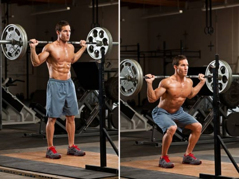 Stronger in 60 Seconds: Squat Bigger & Better