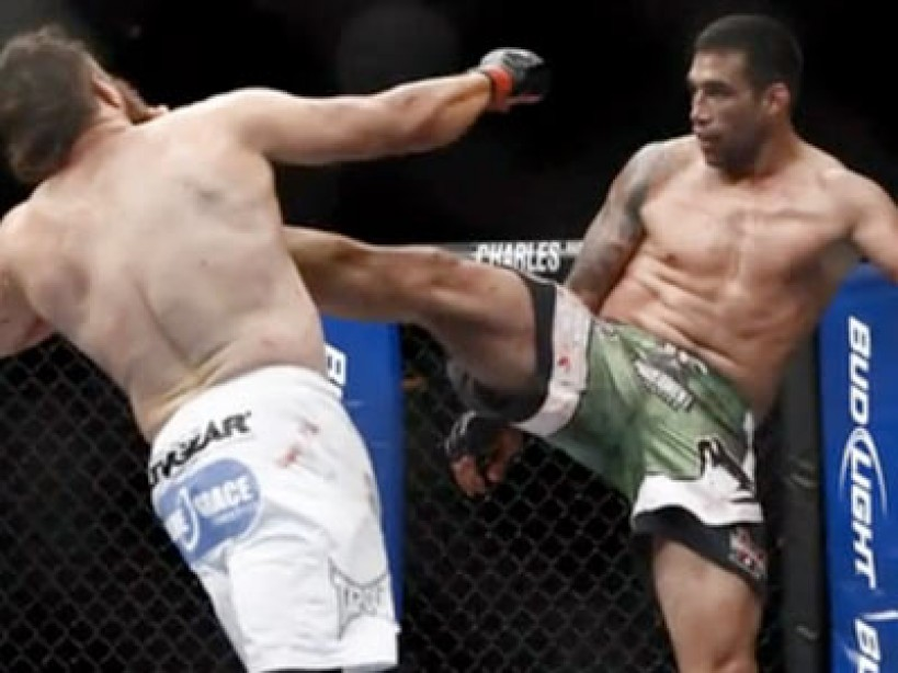Fabricio Werdum Thanks MHP After Comeback Win at UFC 143