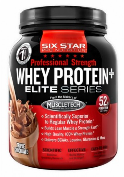 Professional Strength Whey Protein Plus (Six Star Pro Nutrition)
