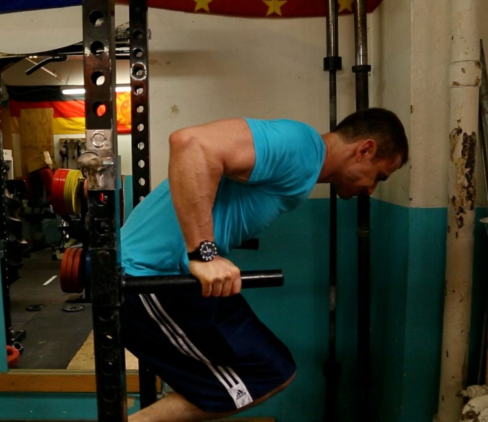 The bodyweight shoulders workout: Day 1
