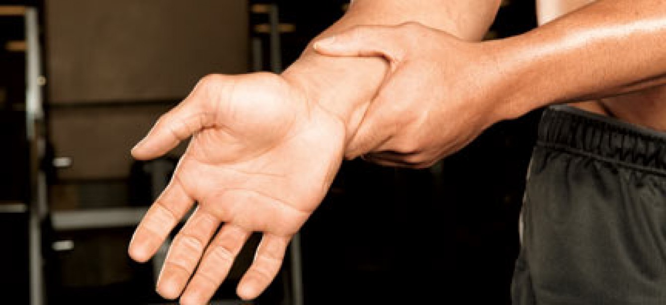 how to stop wrist pain