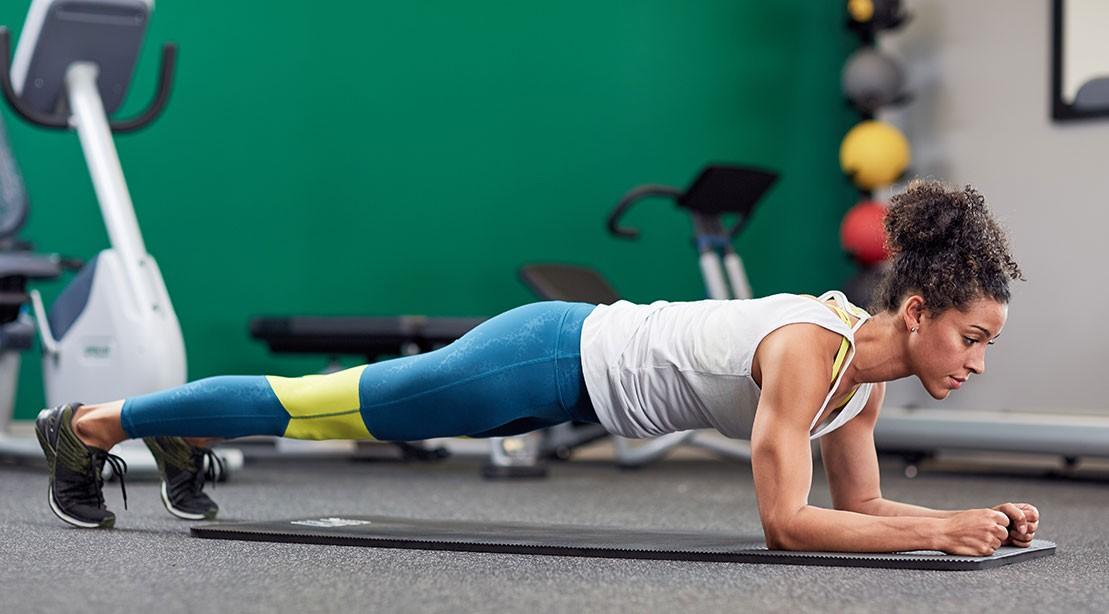 Workout At Wingate