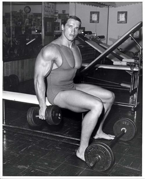 Happy 65th Birthday, Arnold Schwarzenegger!