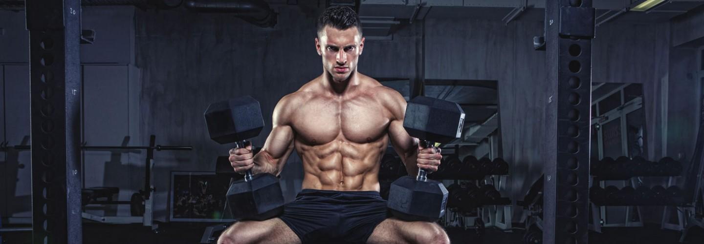 Lean, Muscular Man thumbnail