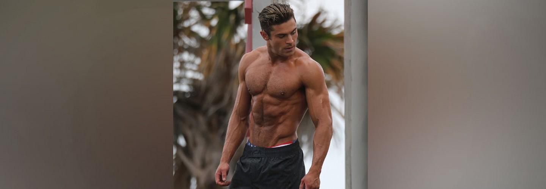 The Zac Efron Workout to Get a 'Baywatch' Body