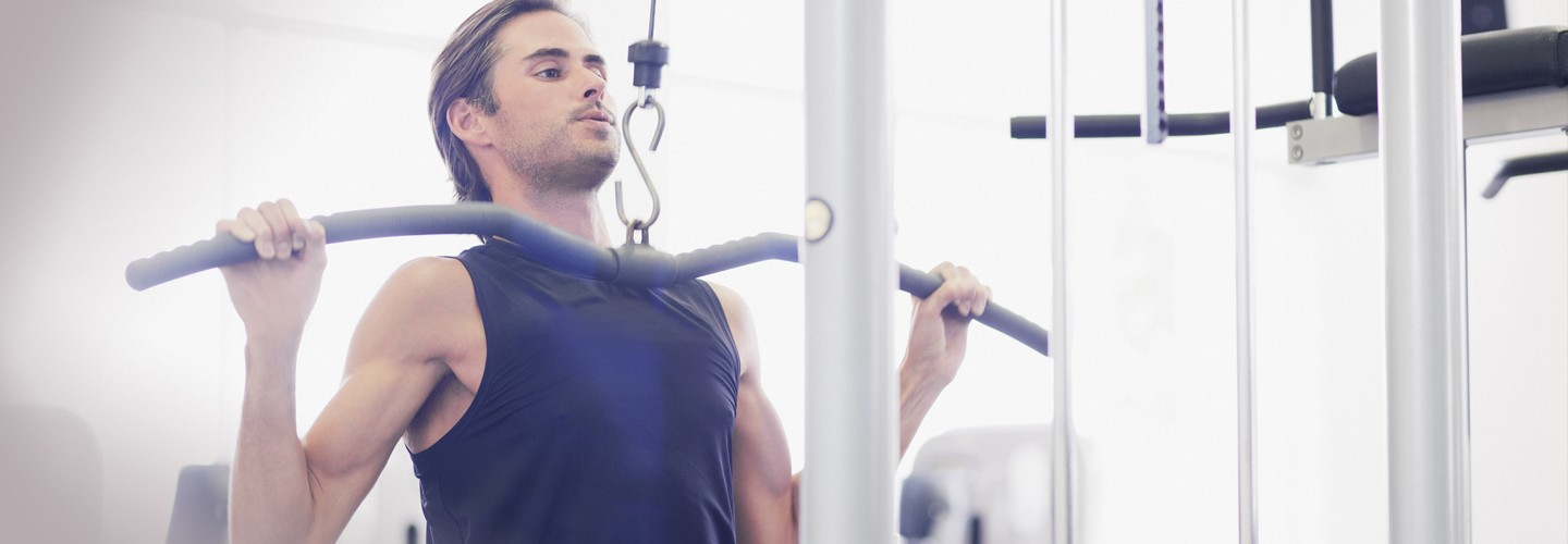 The 4 Week Beginner S Workout Routine Muscle Fitness