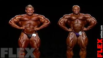 Epic Olympia Showdown: HEATH vs. CUTLER, 2010